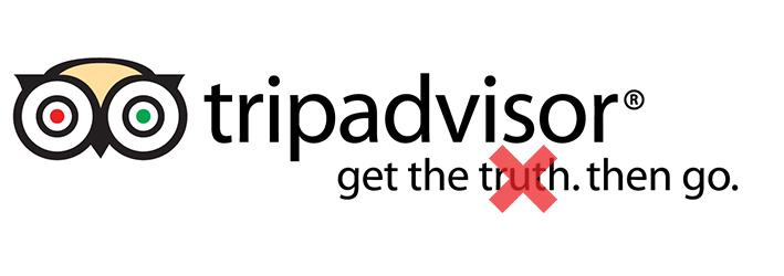 Recensioni false TripAdvisor, hotel chiuso da anni diventa primo in classifica