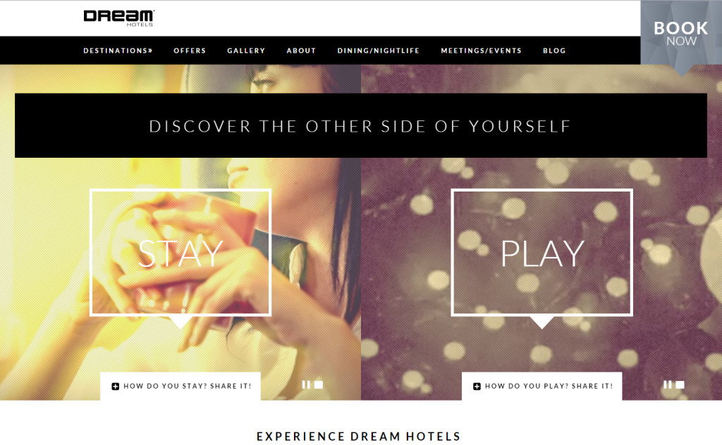 Dream Hotel Storytelling